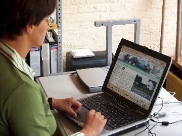 Rose Marie Keijzer werkt aan de stite van D66-Teylingen